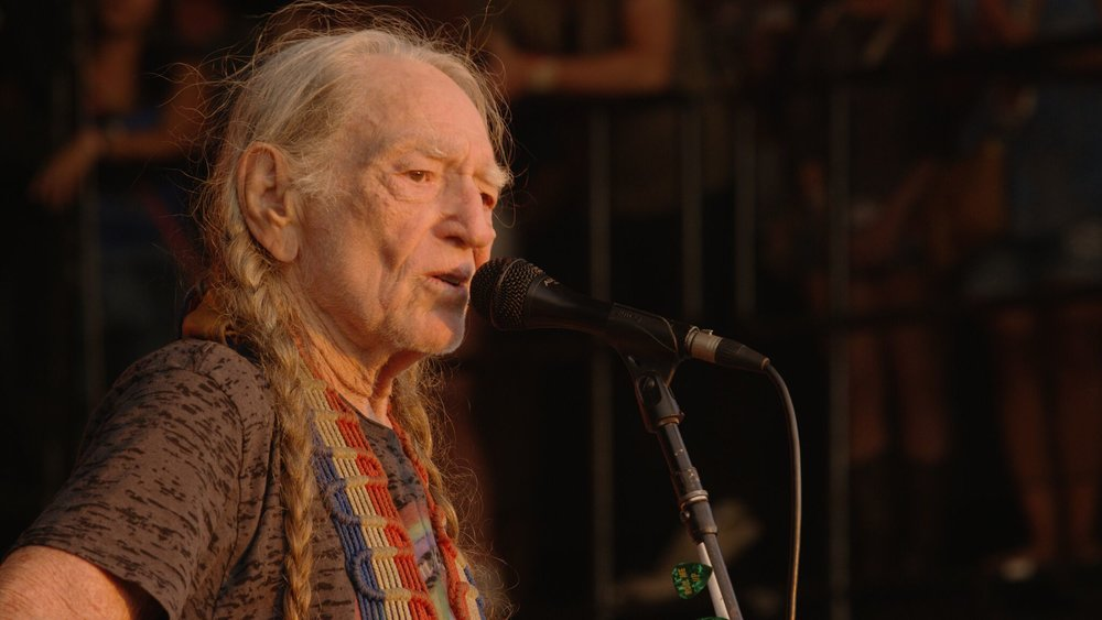 Willie Nelson performing at ACL Festival, October 9, 2016. Photo: Aldrich