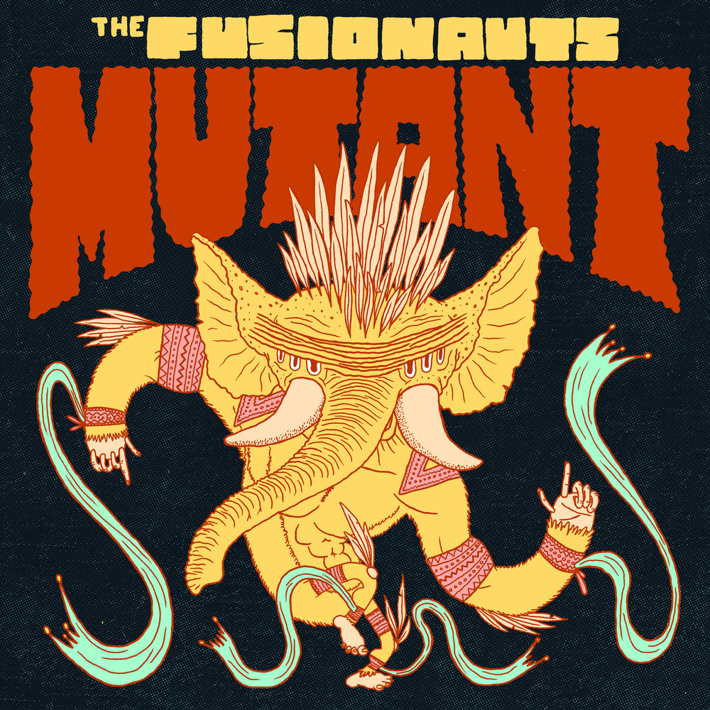 Front Cover of Mutant