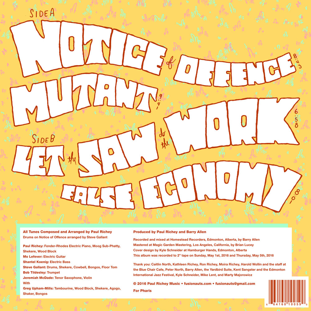 Back cover of Mutant