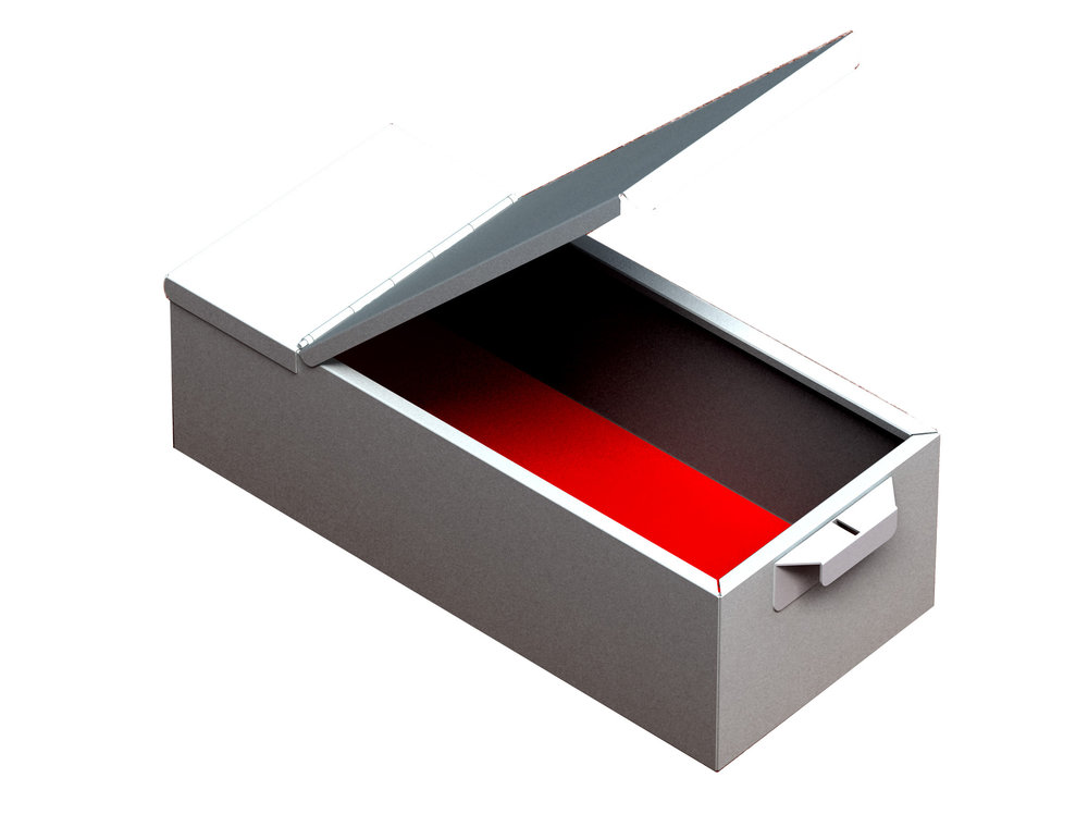 Safe deposit Box A