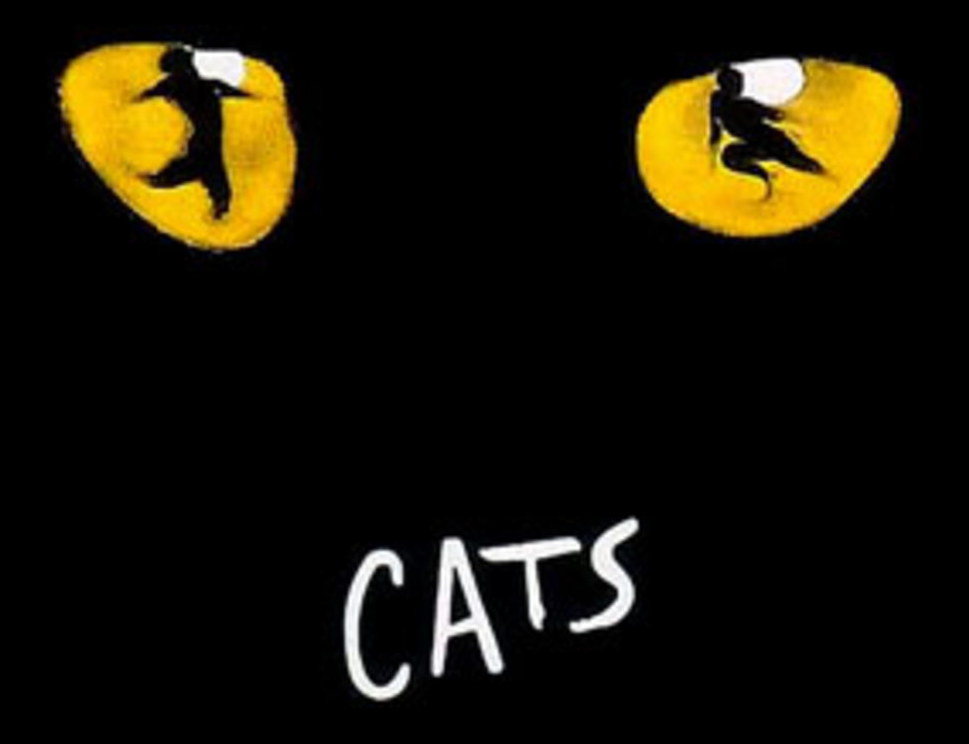 Andrew Loyd Webber's CATS - Opening Fall 2017
