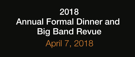 "On April 7, 2018 FMT will bring you an ""extra"" in the form of our Annual Formal Dinner and Revue.  We will present some of our fantastic regular performers in spectacular solos and ensembles that you have come to expect with our one-time Revues.  However, for the 25th Anniversary Season we are taking things up a notch to make this a really memorable time by adding a live Big Band Ensemble for your enjoyment.  Make plans on joining us for this special one-night event!"