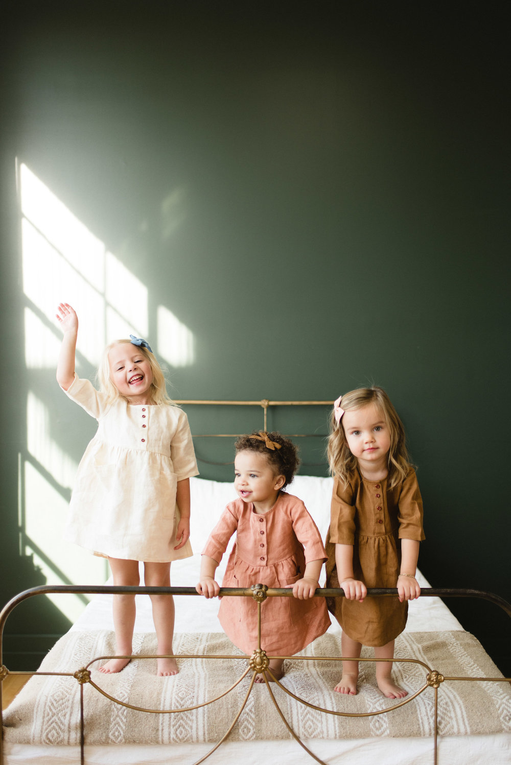 Little Poppy Co Polly dresses coming in January