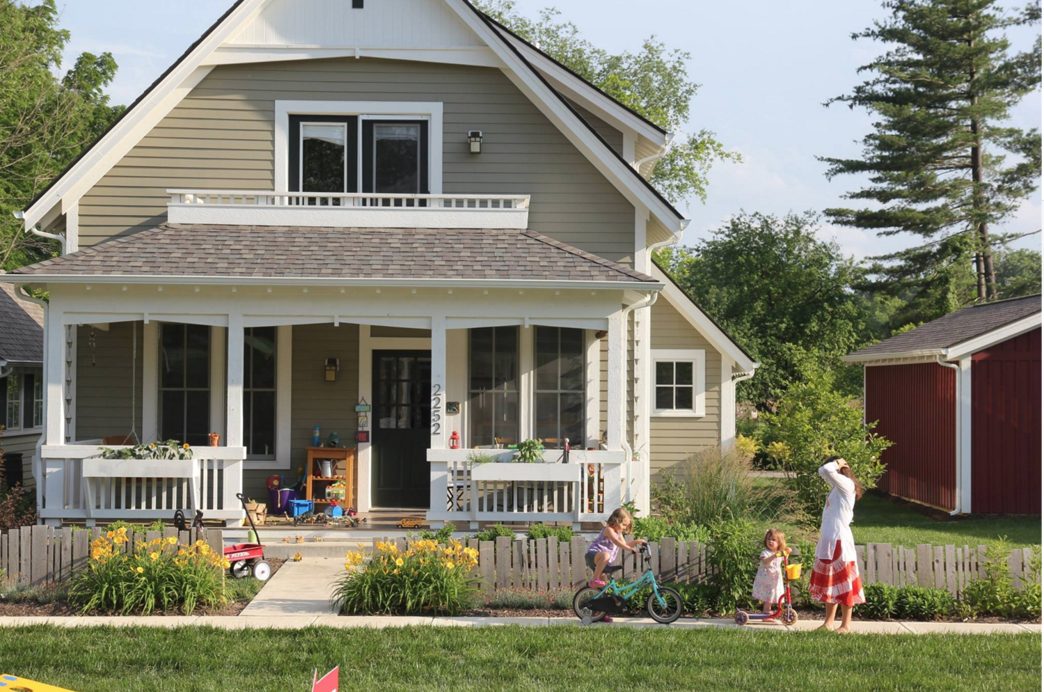 Demand for Smaller Homes fuels new trend in central Indiana  Inglenook