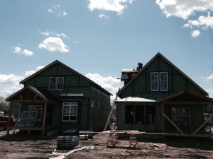 New Construction Cottage Homes