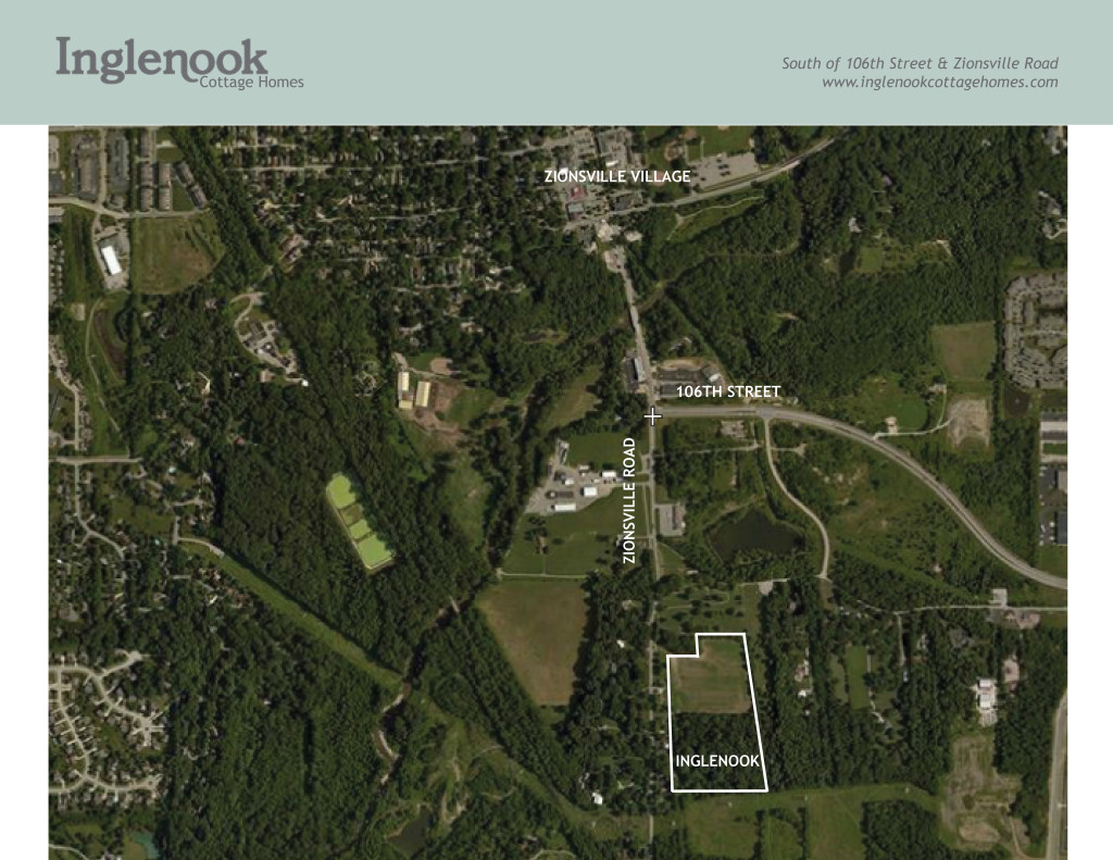Inglenook Zionsville Neighborhood