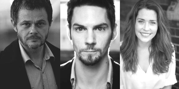 Scott Witt, Cameron Goodall & Jane Watt.
