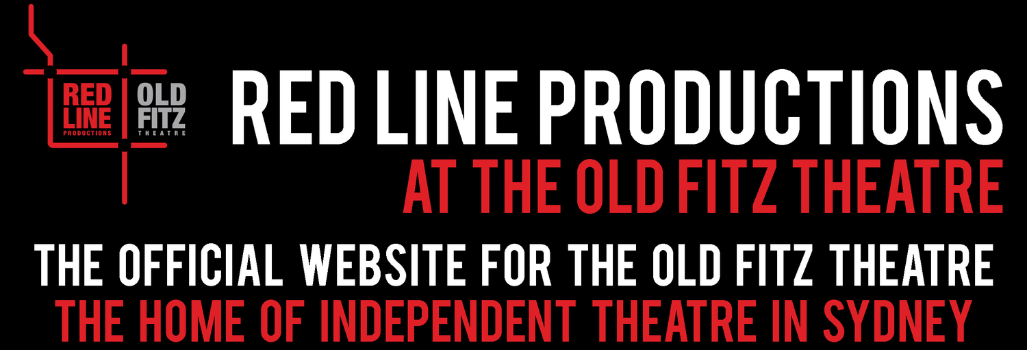 Red Line Productions at The Old Fitz Theatre - The Official Website for the Old Fitz Theatre