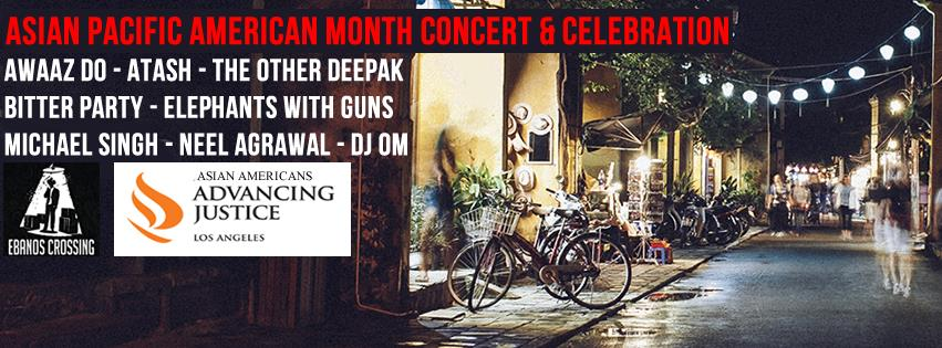 Concert & Community Celebration for Asian Pacific American Heritage Month