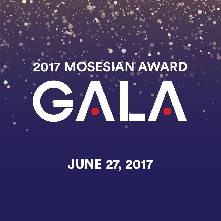 2017 Mosesian Award Gala