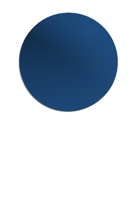 POMMEL BLUE (G)