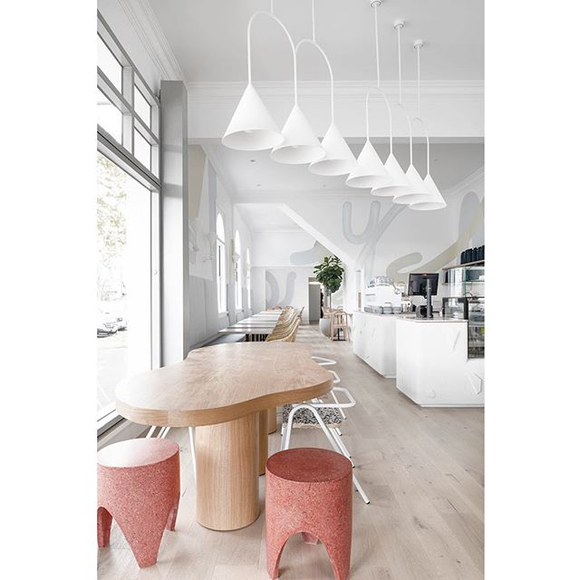 Cones everywhere - Our CONEHOME® arches (double and triple arch) and wall lights along with POPROCK® accessories are featured throughout the @lenny_3206 cafe design by the brilliant team at @designbygolden. ⁣⠀ .⁣⠀ .⁣⠀ .⁣⠀ .⁣⠀ ⁣#lighting #light #interiordesign #design #homedecor #art #interior #home #decor #architecture #decoration #furnituredesign #interiors #designer #luxury #style #outdoorfurniture #love #inspiration #homedesign #marble #handmade #stone #modern #fashion #lifestyle #livingroom #love #table #color⁣⠀