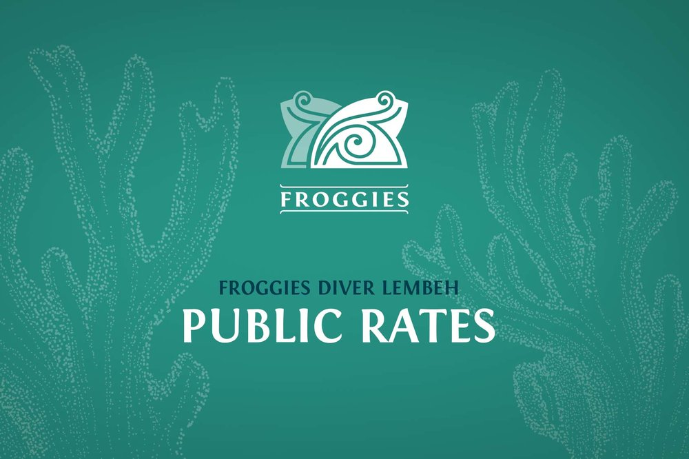 Click to Download Froggies Diver Lembeh - Public Pricelist