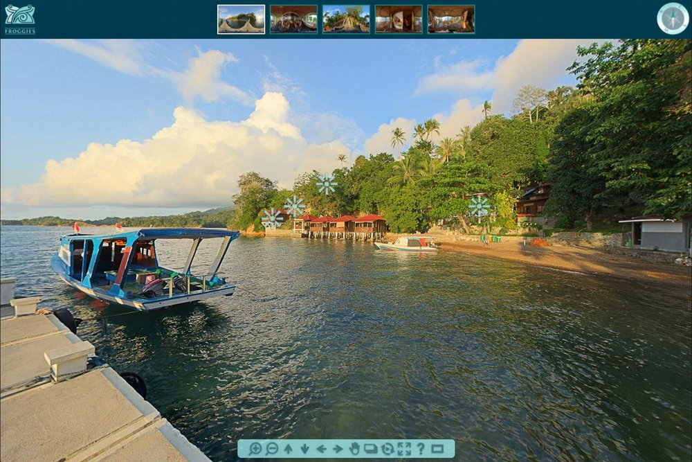 FROGGIES LEMBEH VIRTUAL TOUR