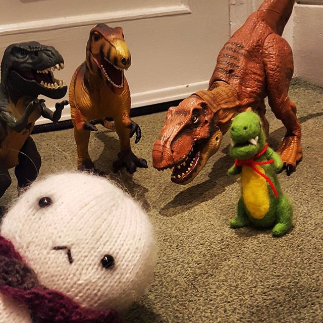 Do the dinosaurs want to eat tofu? #cute #jurassicworld #dinosaur #plush