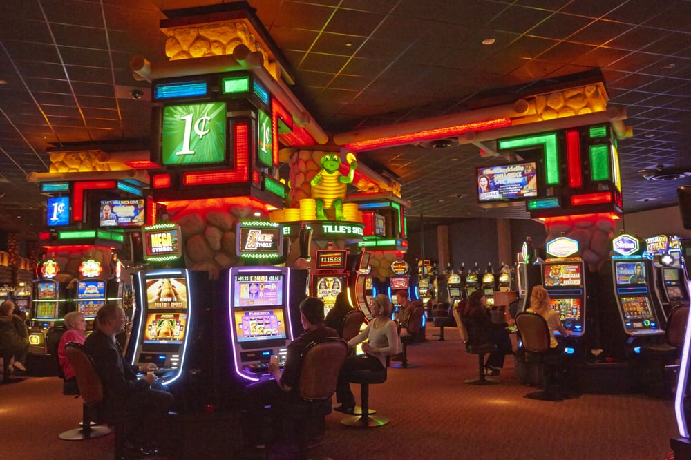 Casino turtle mountain