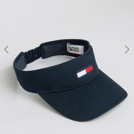 Who doesn't love a cool Visor? Visors are perfect for blocking the sun and giving you the full summer aesthetic. -