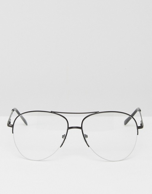 Geeky Frames - If you want to look smarter than you actually are, buy a pair of these geeky frames to be extra studious,