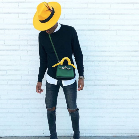 The Looke - Based in LA, this black-owned brand is all about style, color, and sleekness. Most known for their signature oversized Fedora, The Looke will keep you ahead of the latest fashion trends and slaying the streets of every city.