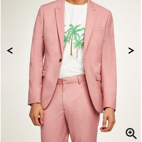 Relaxed Suit -