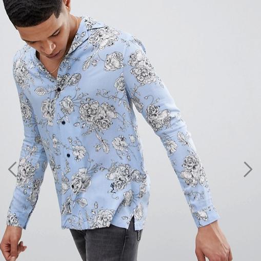 Silk Shirt -