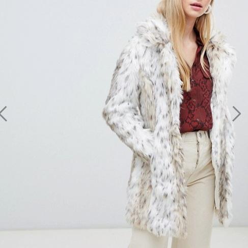 Fur Coat -