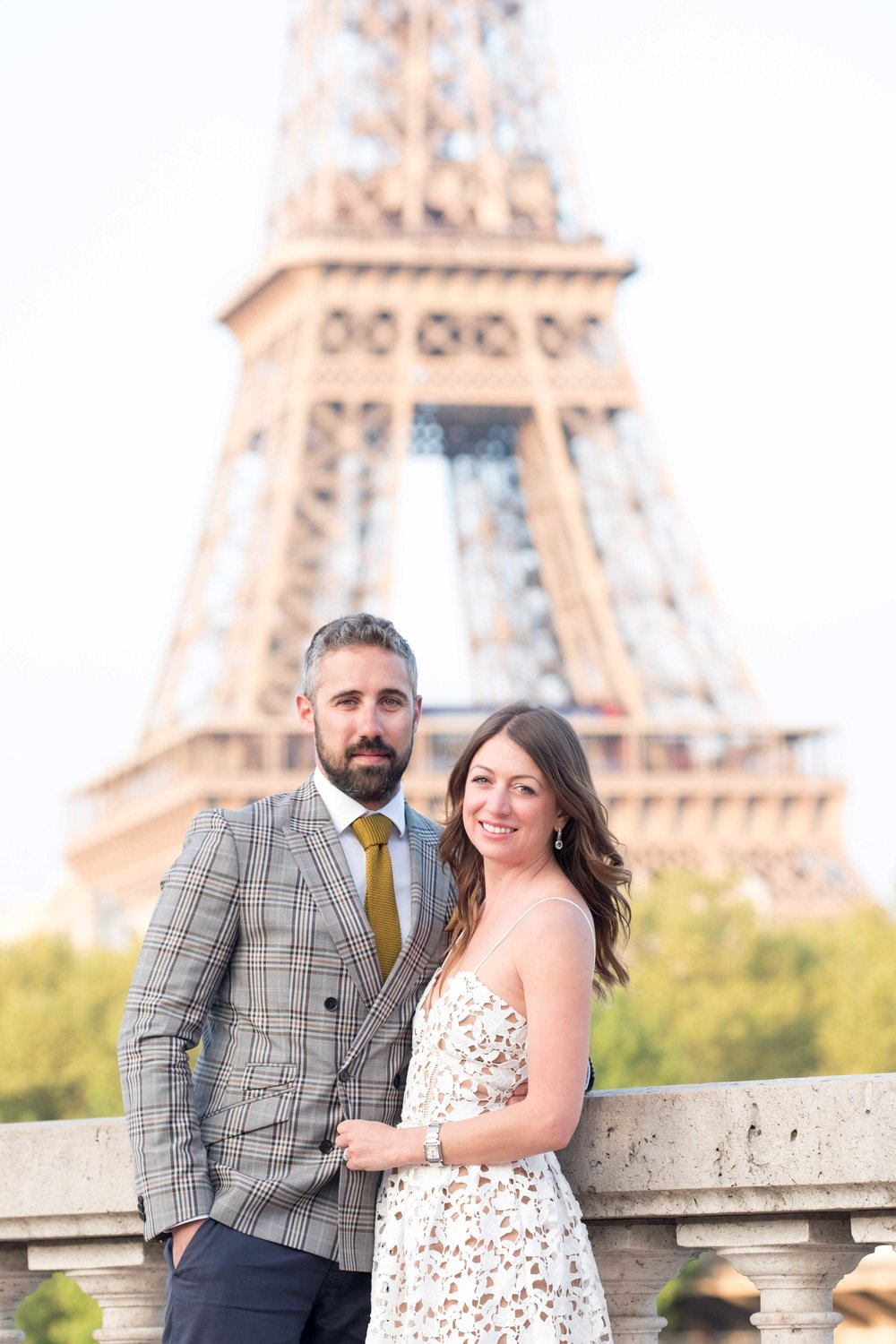 tommy & kate - This super elegant couple from south of London was amazing to work with on a gorgeous April Paris evening. Just married, they exuded love, elegance and class. I'm so glad they contacted me to capture their mini-moon in Paris, and I wish them tons of love and all the best for a bright future together! Thank you Tommy and Kate!See more images here