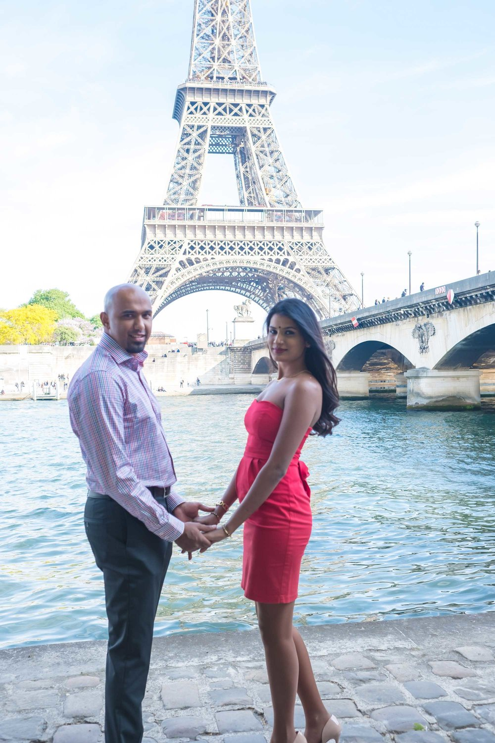 dirushka & yash - I was blown away by this stunning couple from South Africa. Their elegant refinement was evident in every frame. Not only that, they were warm and friendly and I enjoyed not only photographing them, but chatting about our life experiences and of course, Paris. How lucky am I to meet people like this?See more images here