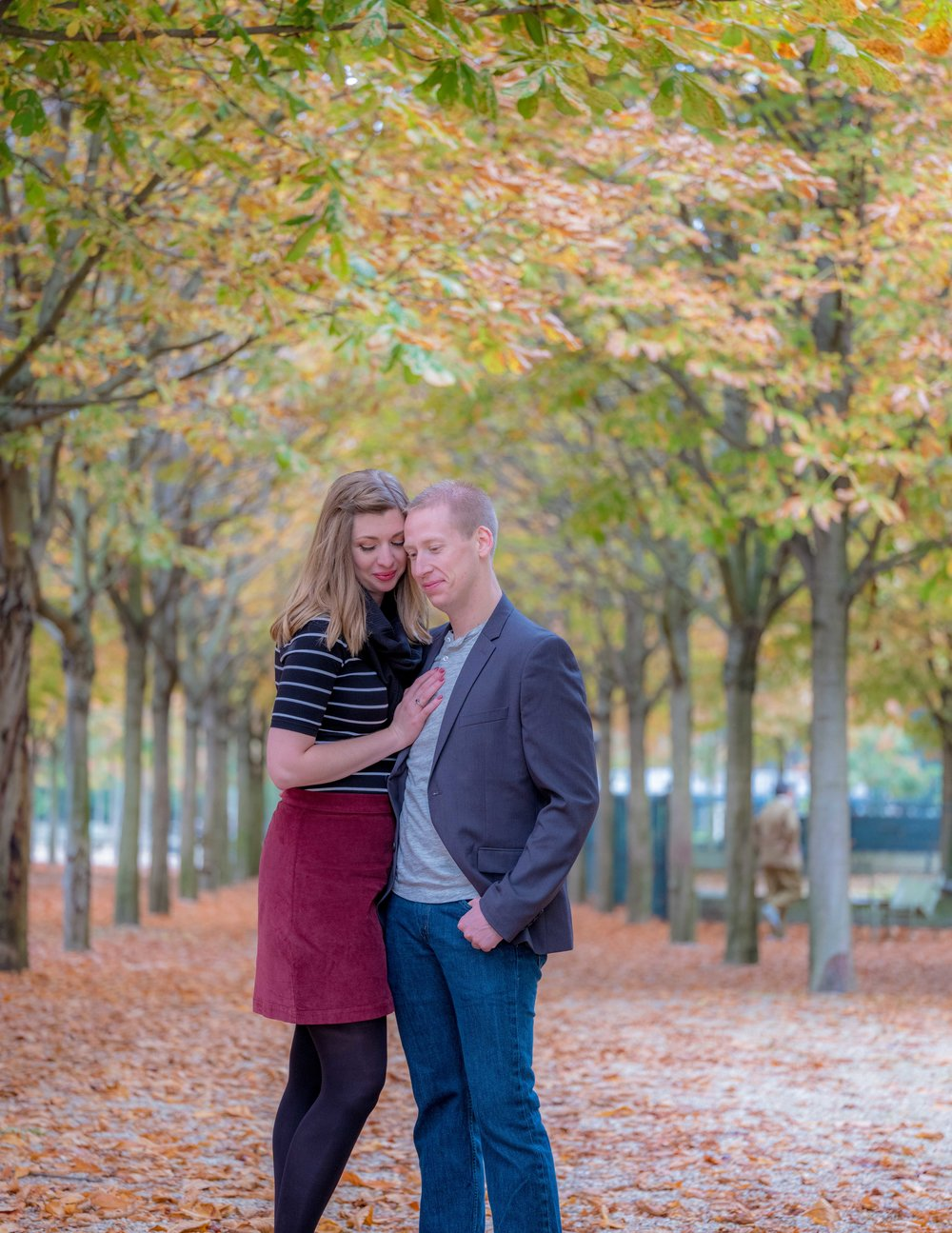 megan & justin - An early autumn's morning, spent with this charming and funny couple. What better way to spend your time in Paris? I loved their easygoing style and I'm so thankful for the opportunity to meet and photograph them!See more images here