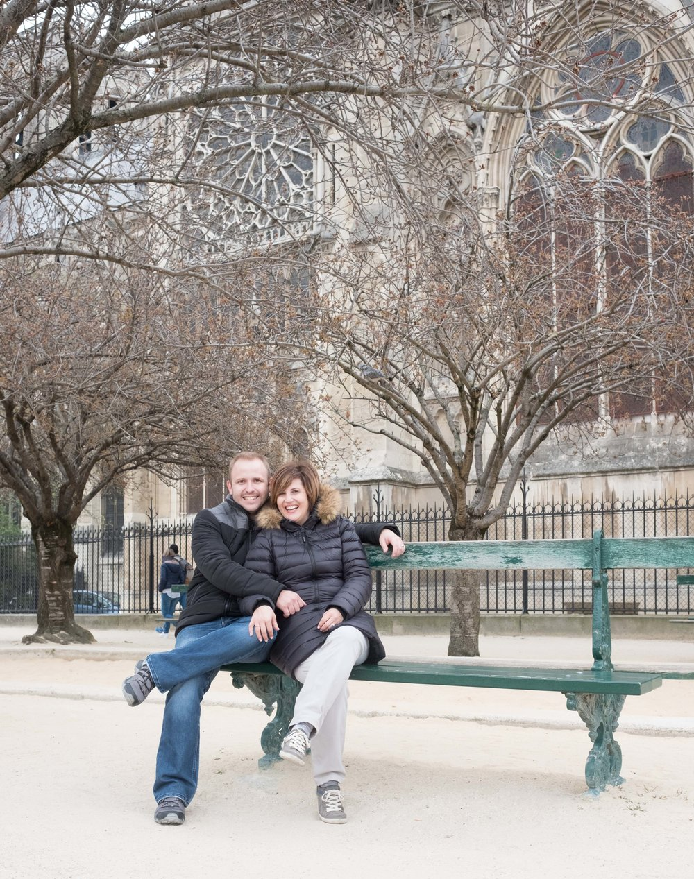 anniversary photo shoot in paris