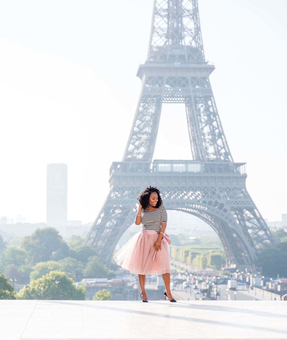 paris dream photo session -