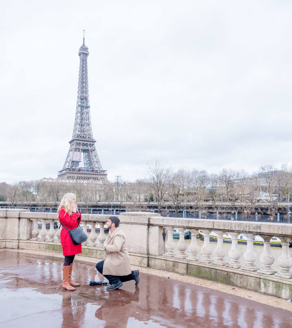 Propose at the Eiffel Tower! - Propose at the Eiffel Tower, it's like a dream come true!