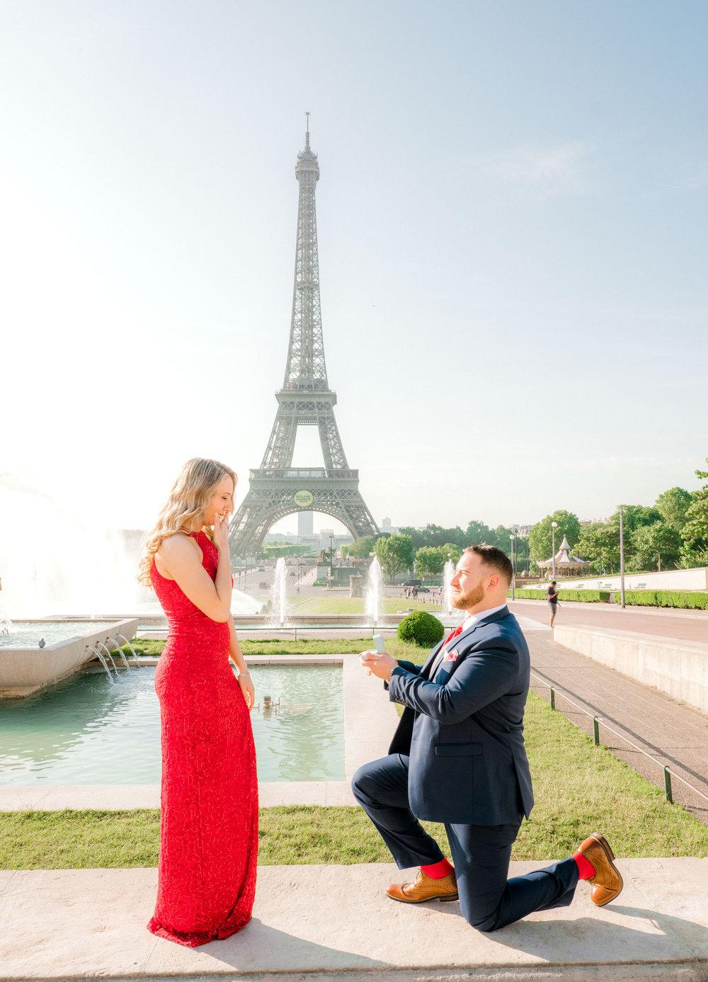 Surprise Proposals -