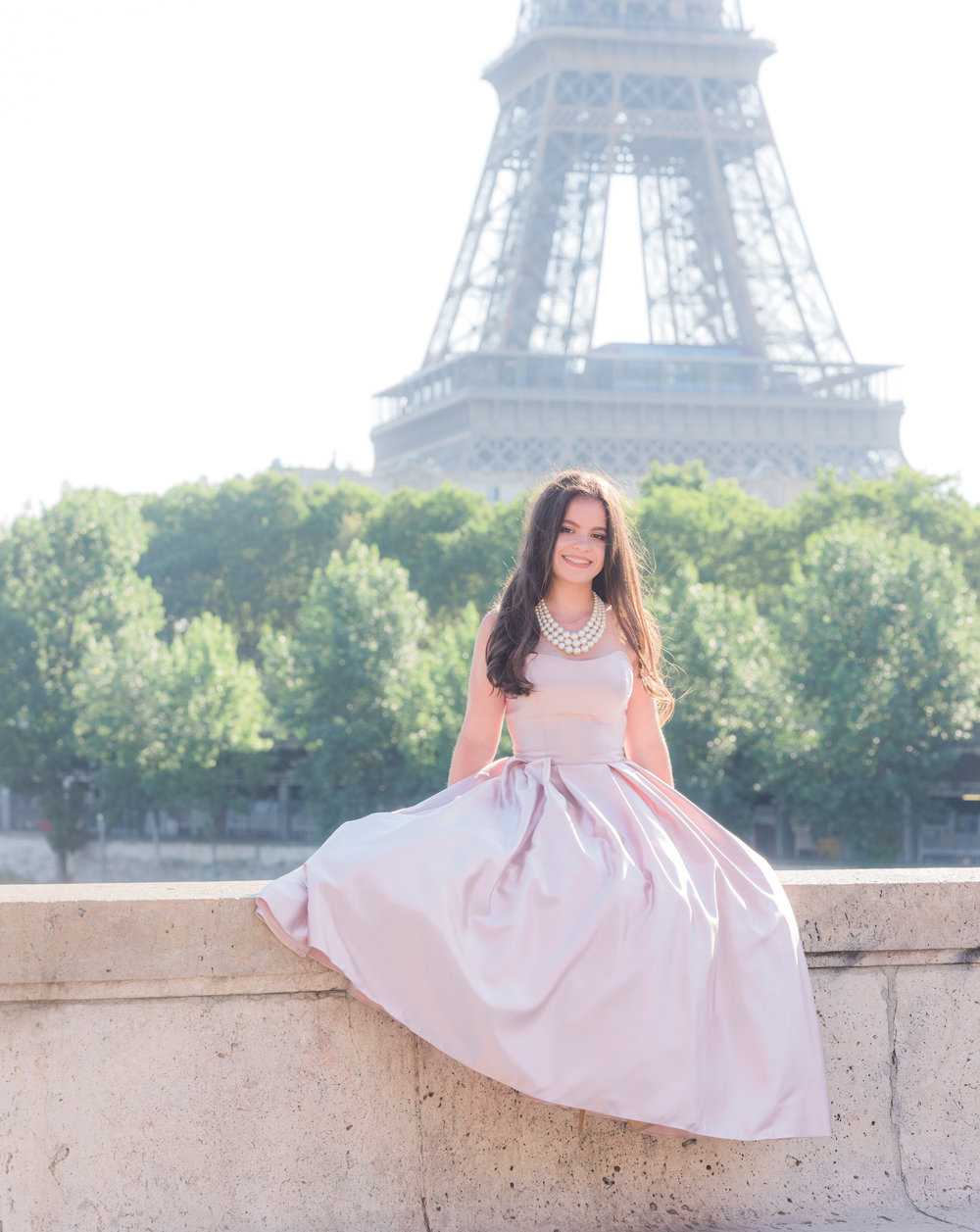 paris dream photo shoot for women in paris france