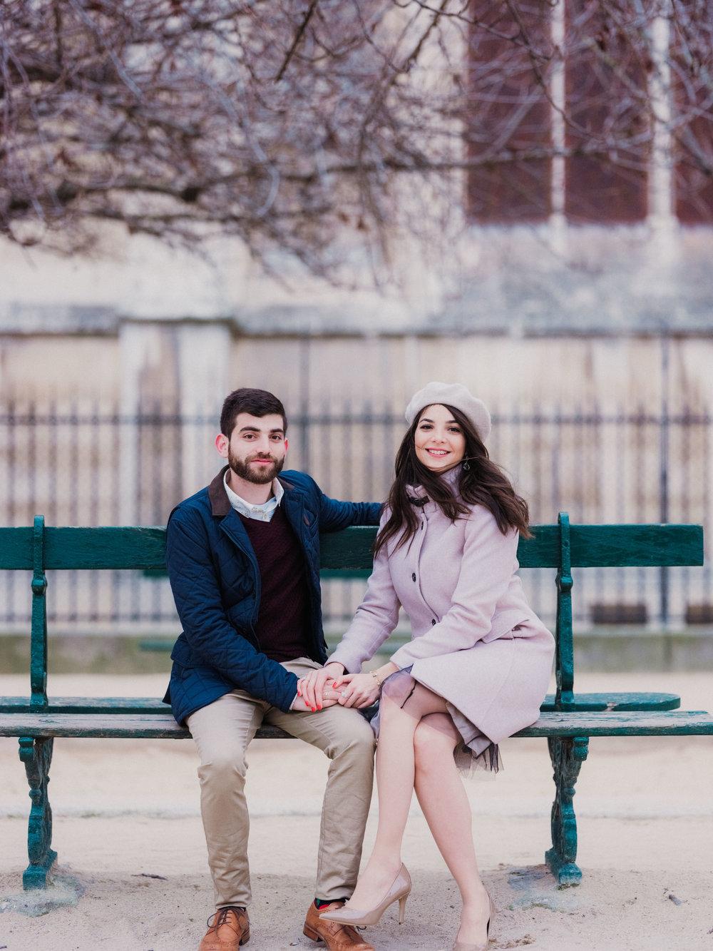 romantic couples engagement photo shoot picture me paris in paris france