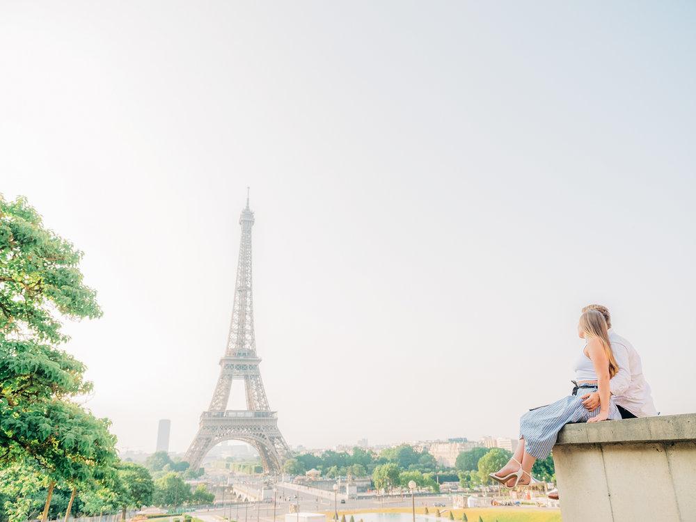 Paris honeymoon photographer