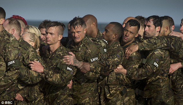 'Special Forces - Ultimate Hell Week' for BBC2