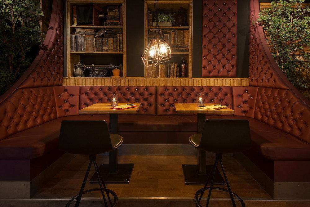 Nedre Løkka Cocktailbar og Lounge i Oslo