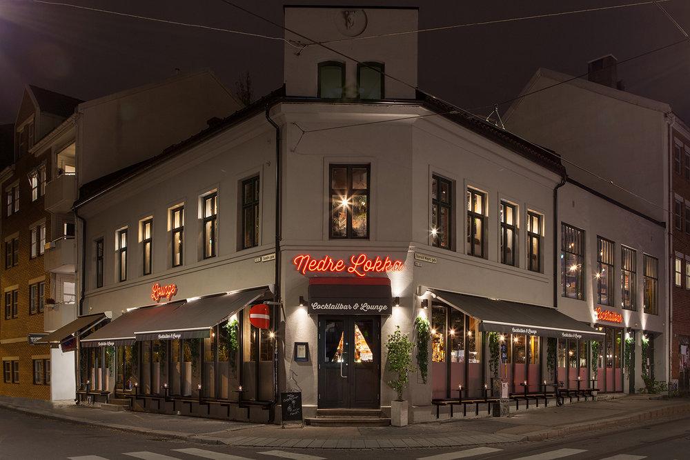 Selskapslokaler på Nedre Løkka Cocktail Bar