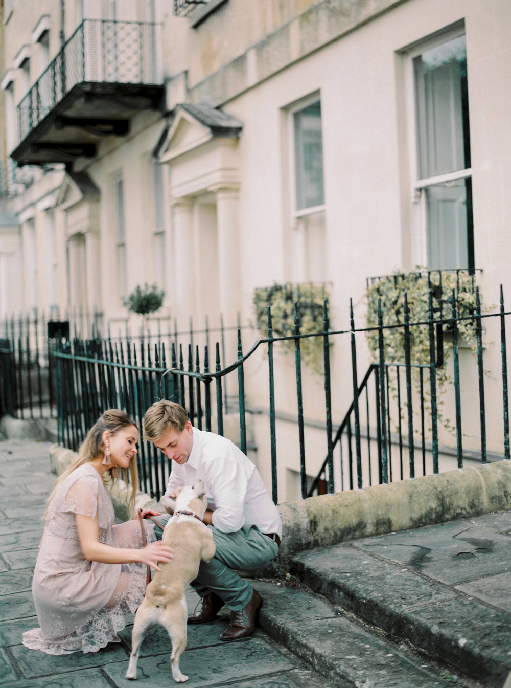Luxury Wedding Planner UK | Our Chic & Romantic Engagement Shoot in Bath | Katie Julia Photography - 27.JPG