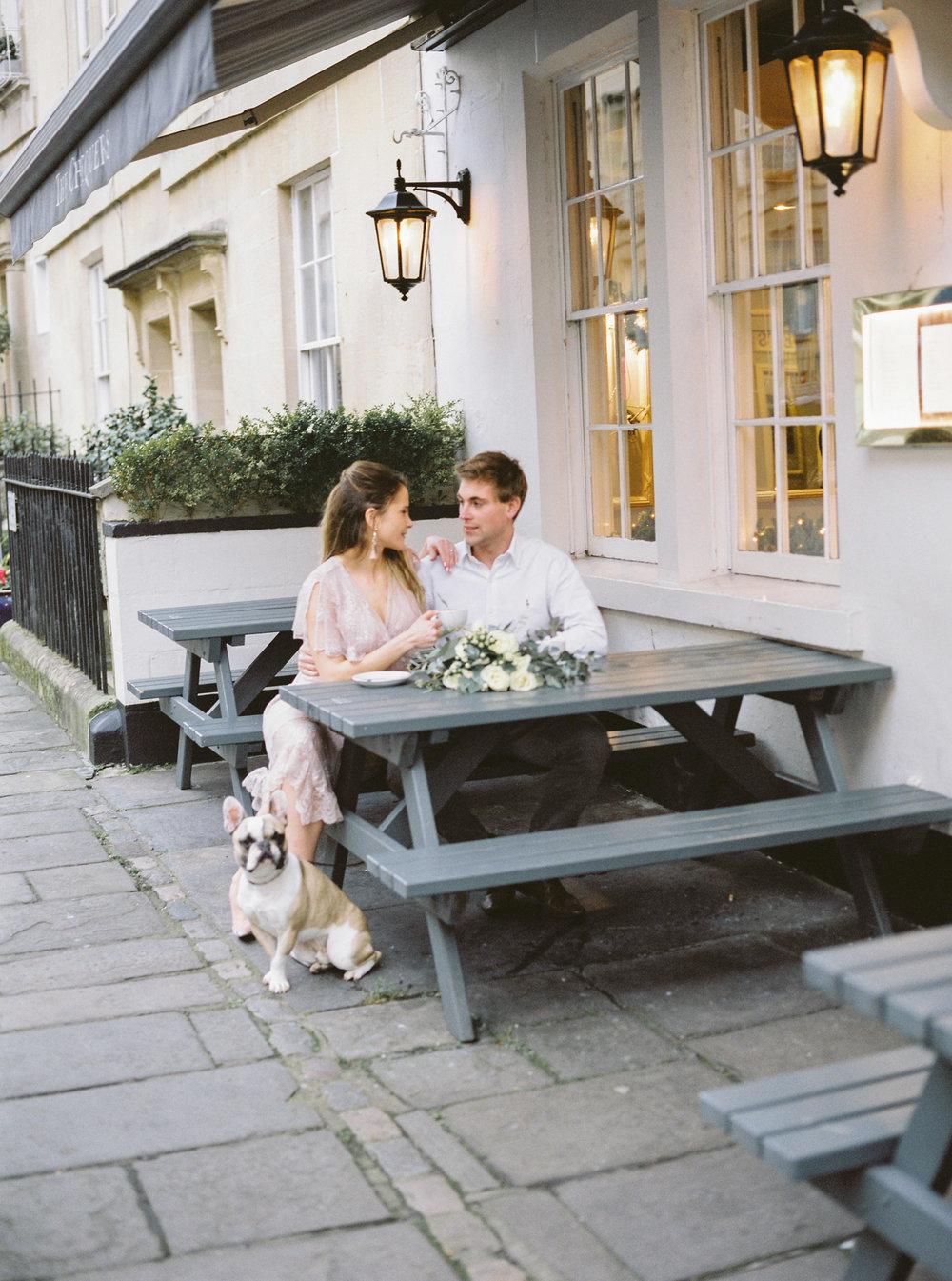Luxury Wedding Planner UK | Our Chic & Romantic Engagement Shoot in Bath | Katie Julia Photography - 90.JPG