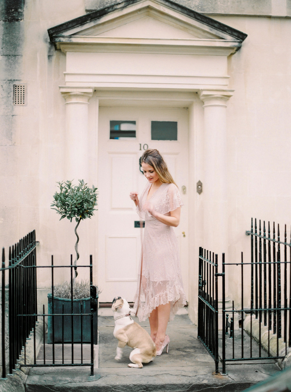 Lily & Sage | Luxury Wedding Planner UK | Our Chic & Romantic Engagement Shoot in Bath Pastel | Katie Julia Photography - 027.JPG