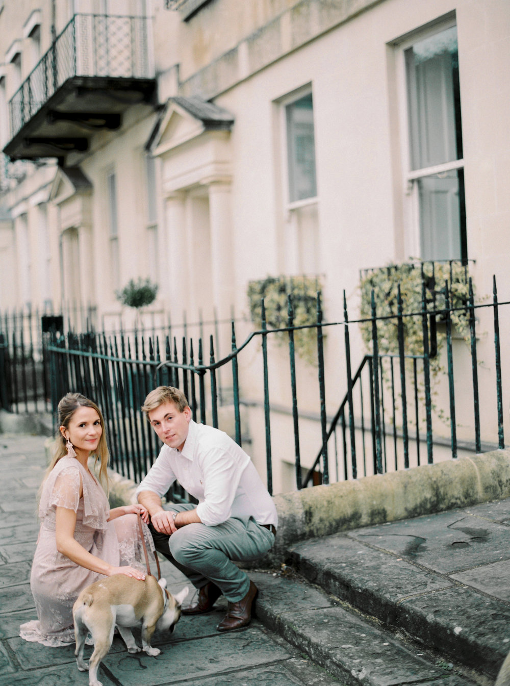 Lily & Sage | Luxury Wedding Planner UK | Our Chic & Romantic Engagement Shoot in Bath | Katie Julia Photography - 019.JPG