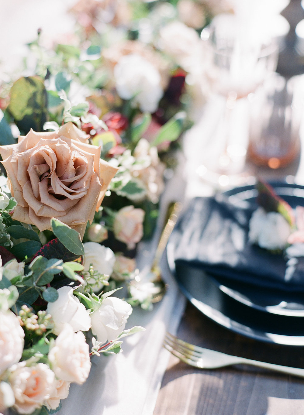 Luxury Wedding Planner UK, London & Europe | A Feminine & Refined Autumn Wedding Inspiration | English Manor Country Autumn Wedding Moody Romantic Warm Velvet Black Red and Peach Tones | Molly Carr Photography106.JPG