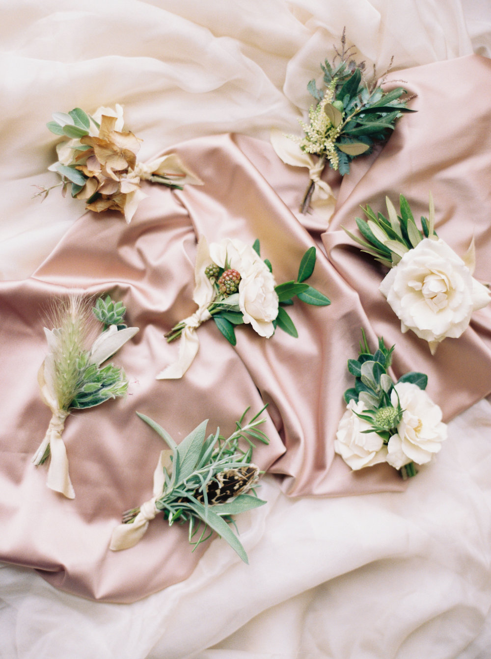 Luxury Wedding Planner UK | Lily & Sage | Old World Wedding European Style Wedding Blush Wedding Pink Wedding Buttonholes Boutonnières English Country House Wedding Green and White Wedding | Nicole Colwell Photography-0140.jpg
