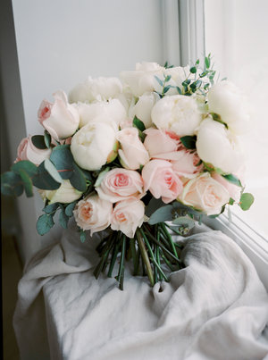 Lily & Sage | Luxury Wedding Planner & Stylist | UK & Europe | White Winter Wedding Marquee Wedding Peonies Hydrangeas Pale Pink Wedding | Katie Julia Photography 2.jpg