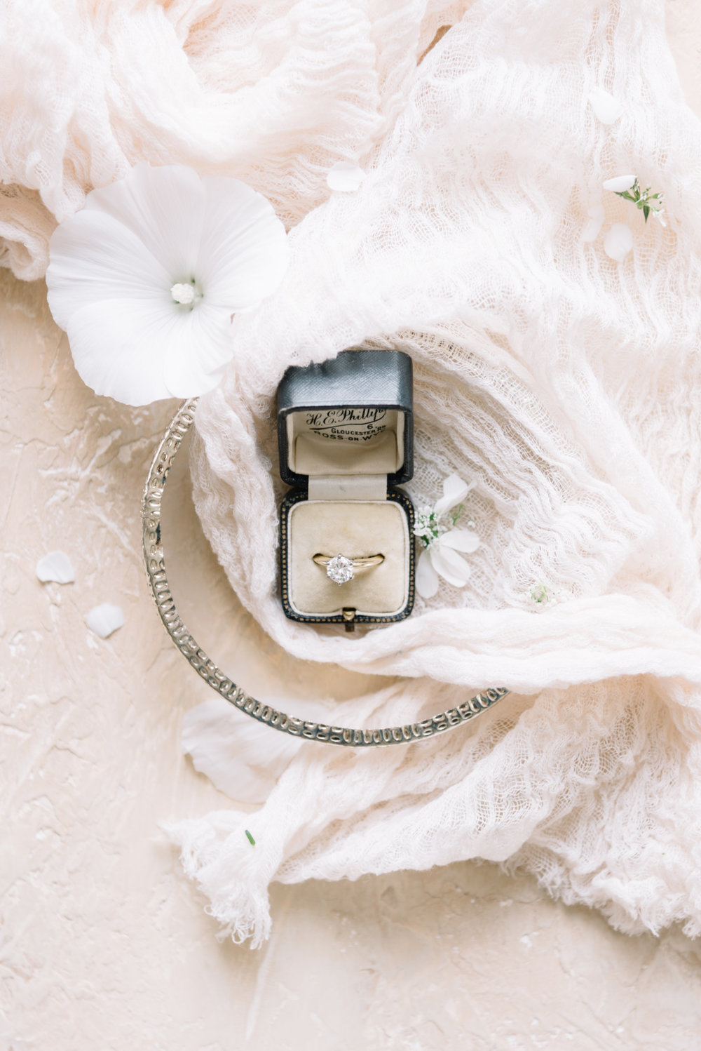 Lily & Sage | Jennifer & Timothy's English Country Manor Wedding Soft Pink Pale Blue White and Silver Toned Green Neutral Tones American Bride North Cadbury Court | Nicole Colwell Photography 0625.jpg