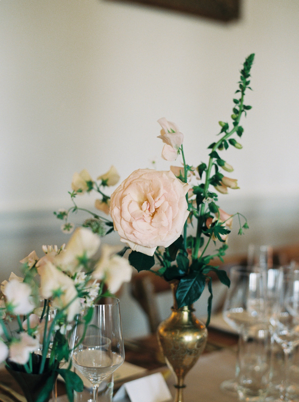 Lily & Sage | Jennifer & Timothy's English Country Manor Wedding Soft Pink Pale Blue White and Silver Toned Green Neutral Tones American Bride North Cadbury Court | Nicole Colwell Photography 1229.jpg