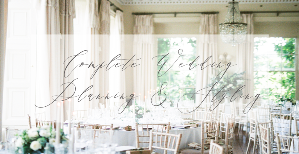 Luxury Wedding Planner | Complete Wedding Planning | Pynes House Wedding Devon Wedding Green Foliage White Flowers White Wedding English Wedding Country House Wedding | Andrew & Ada Photography.png