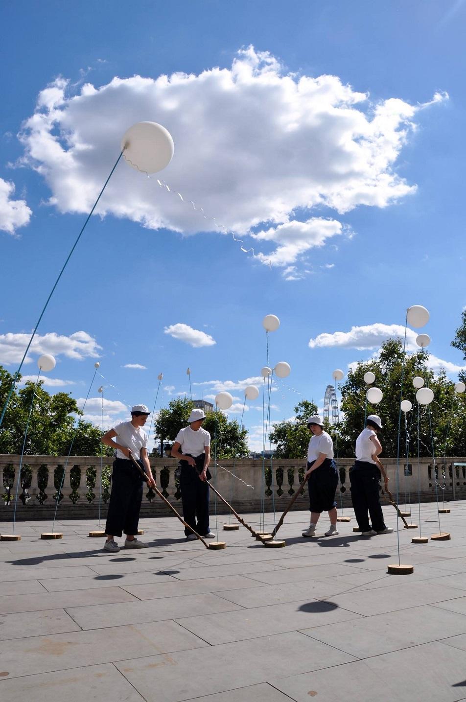 Cloud Workers